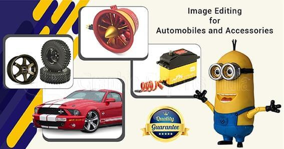 Automobiles and Accessories image editing