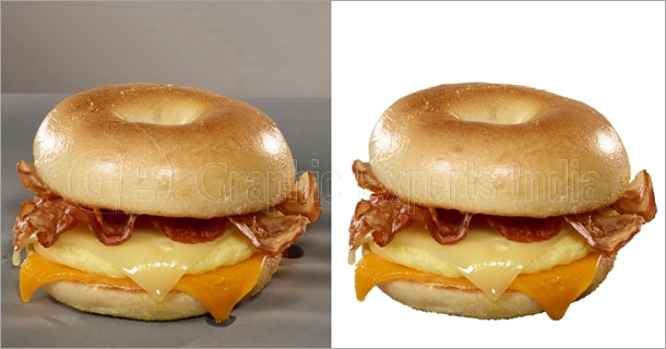 Food Image Clipping Path Service