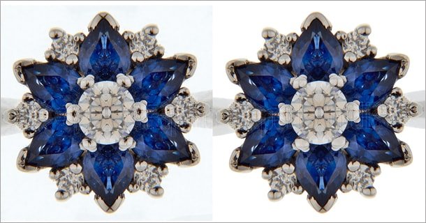 Jewelry Image Retouching Sample