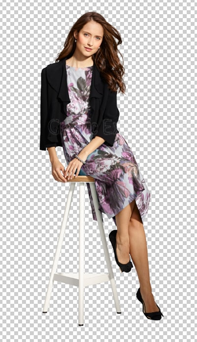 Photoshop Masking to Remove Background after
