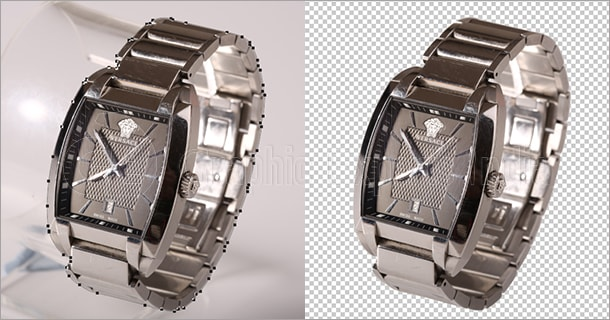 Watch Image Clipping Path Service