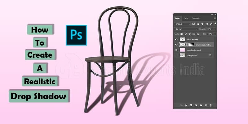 How to Add a Drop Shadow in Photoshop