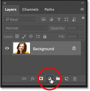 hue-and-Saturation-layer-adjustment-in-Photoshop