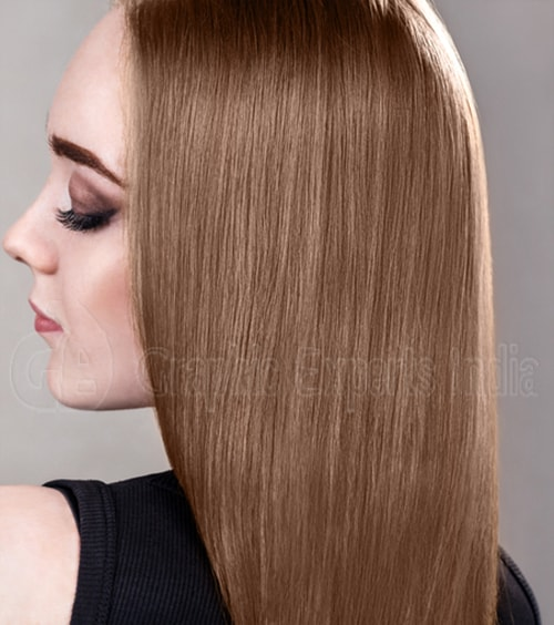 Hair Retouching After