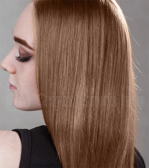 Hair Retouching Before