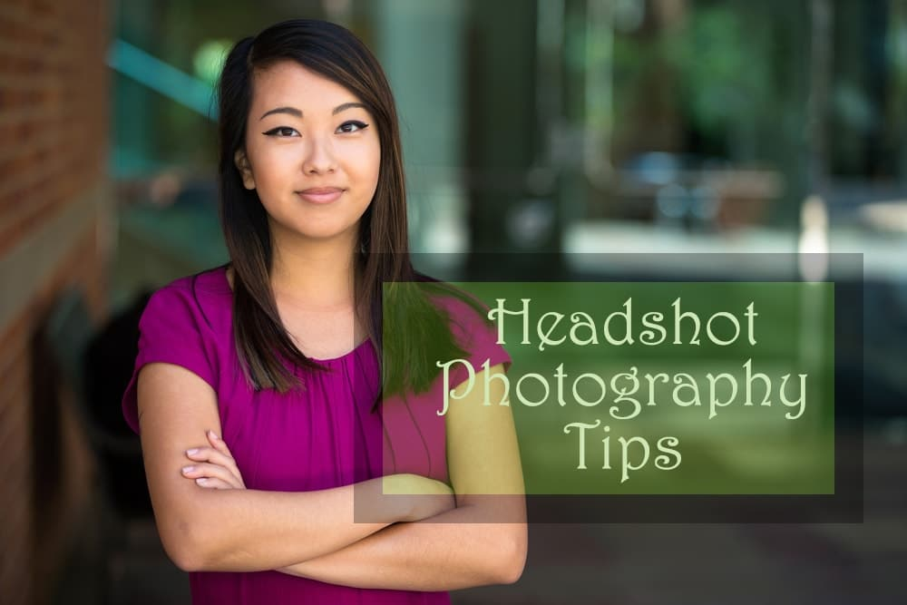 10 Professional Headshot Photography Tips to Take Perfect Head Shot