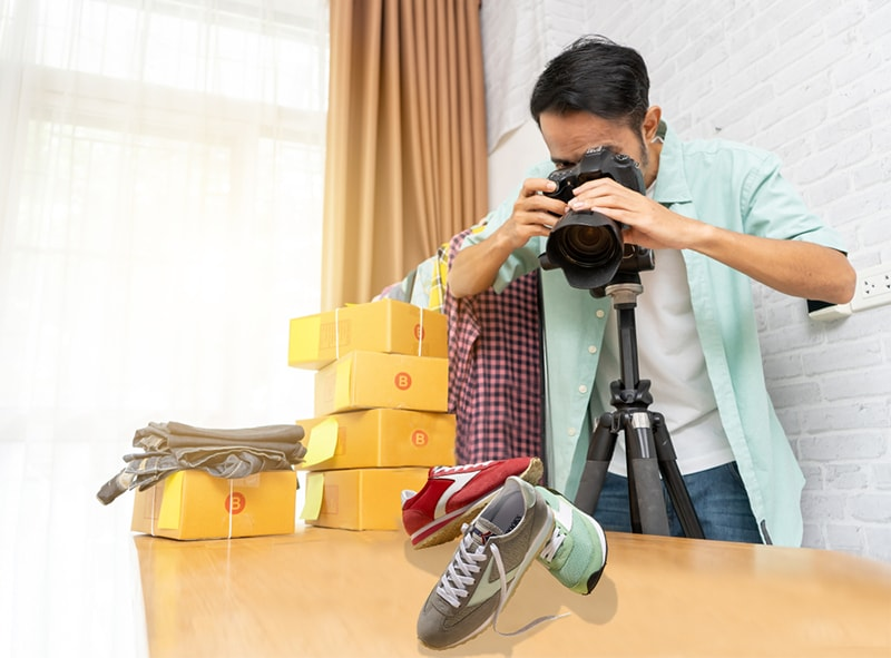 getting product photography jobs tips