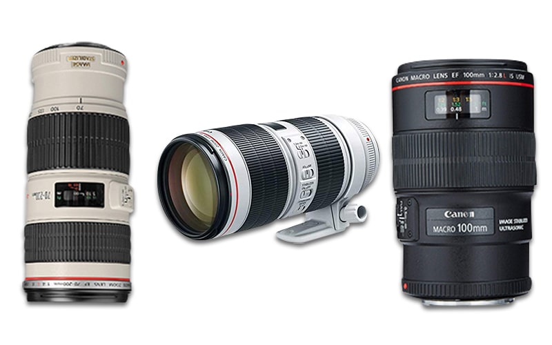 Micro Photography Lenses
