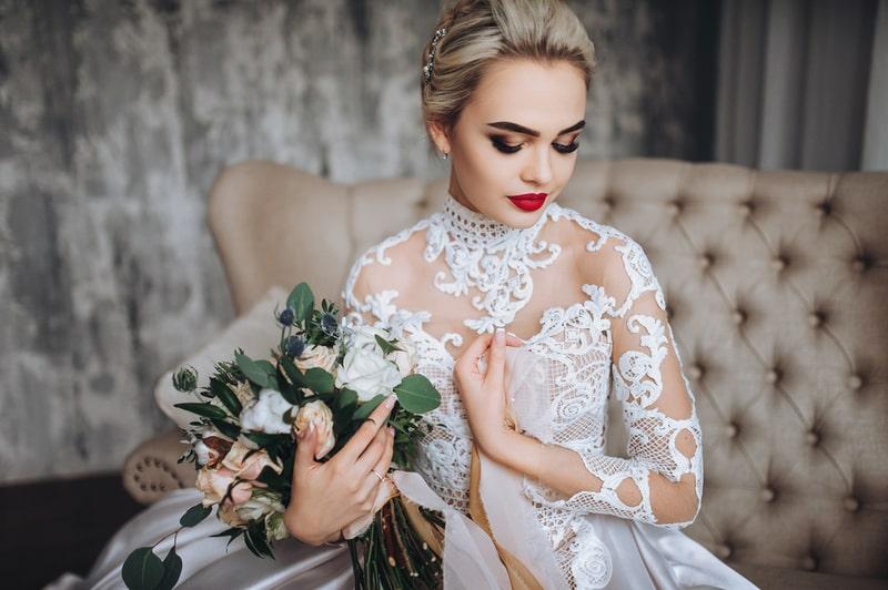 Bridal Portrait of the Present Generation