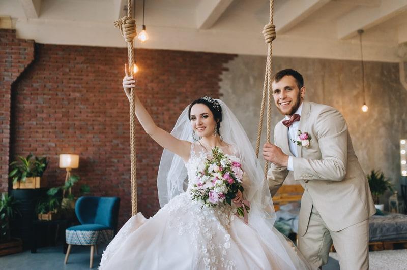 Bride Will Swing