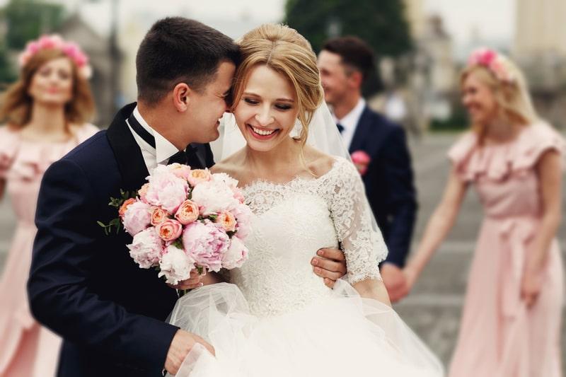 Wedding Poses for BrideGroom