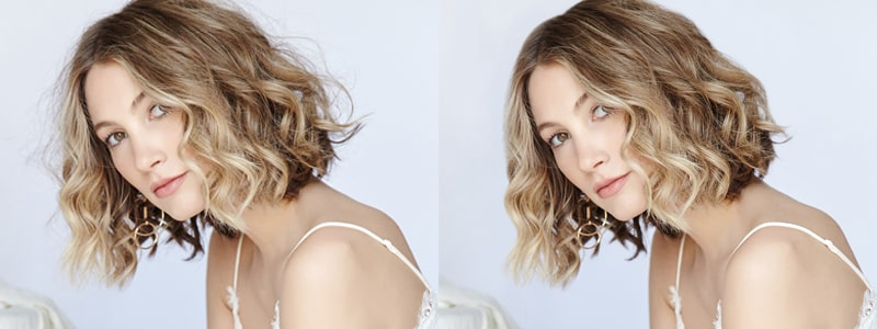 Fix Frizzy Hair in Photoshop