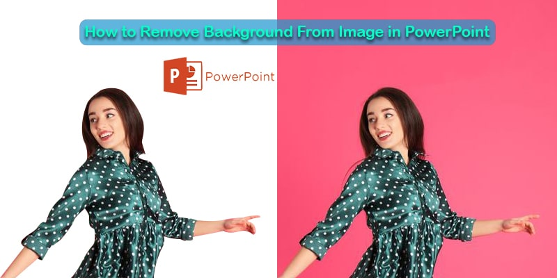 Remove Background From Image in PowerPoint