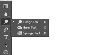 Dodge & Burn Tool Panel