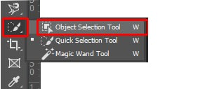 Object Selection Tool Image