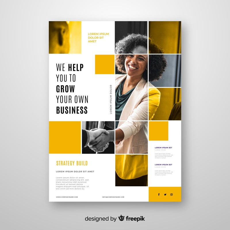 flyer concepts eCommerce product