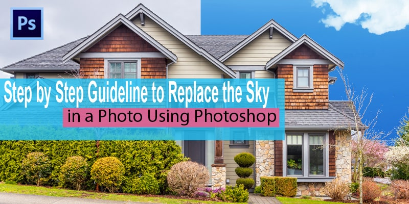 Replace the Sky in a Photo Using Photoshop
