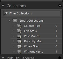 the collections process