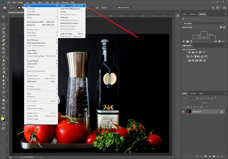 Make A Photography Watermark In Photoshop