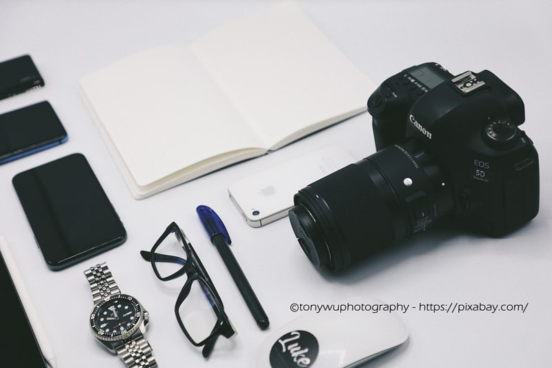 Photography Watermark Font & Style