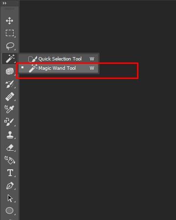 Magic Wand Tool Configuration
