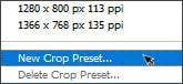 new crop preset a
