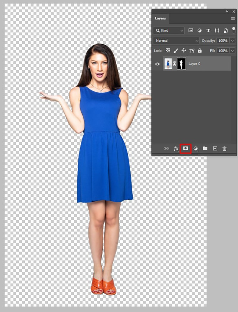 Cutout Images With Smooth Edges