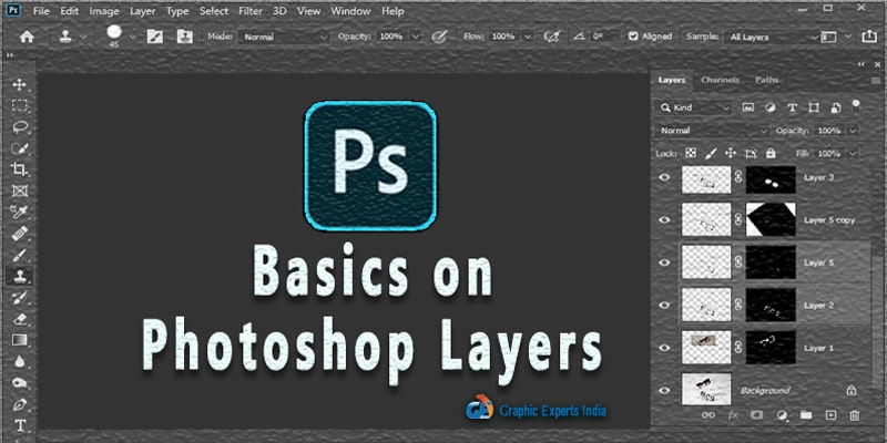 Photoshop Tutorials – Basics on Photoshop Layers