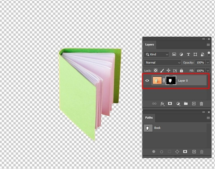 How to Remove Background by Creating a Layer Mask