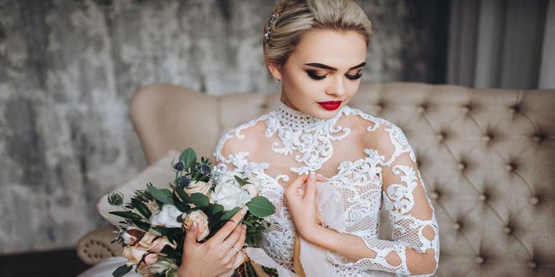 Bridal Portrait of Present Generation