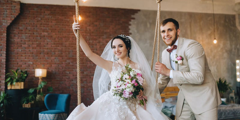 Bride Wil Swing Poses