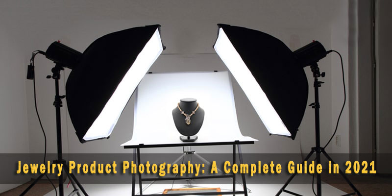 Jewelry Product Photography 2021