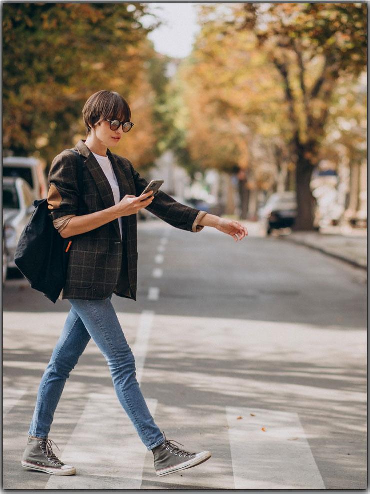 Move Like Walking