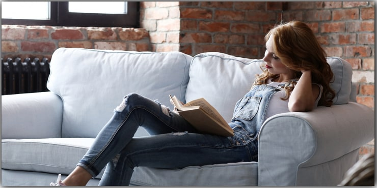 Pose With a Book
