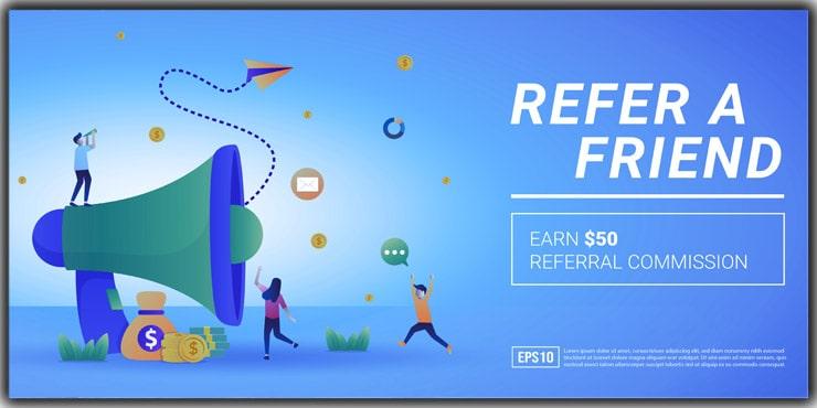 Offer a Special Referral Reward