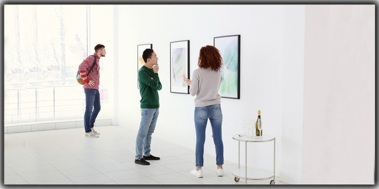 Participate in Art Shows and Fairs