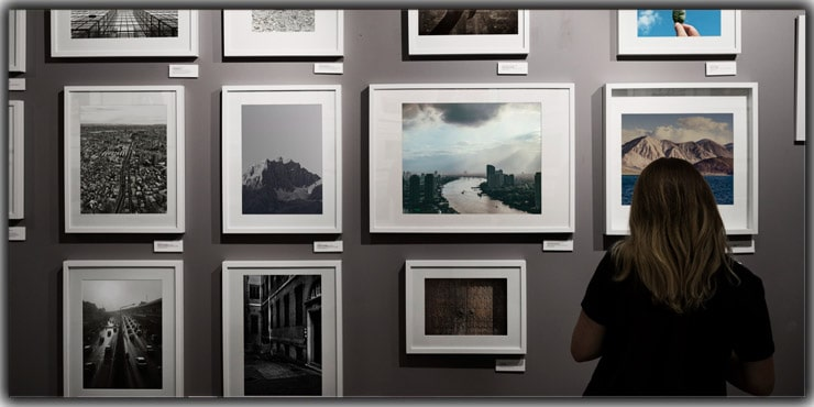 Sell Photos in a Gallery