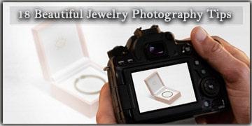 18 Beautiful Jewelry Photography Tips