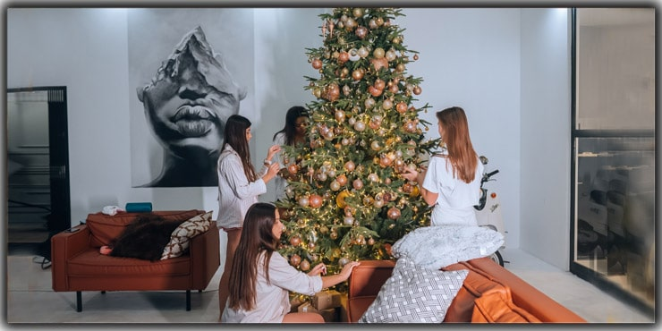 Christmas Photography Tips : Starting from the arrangements