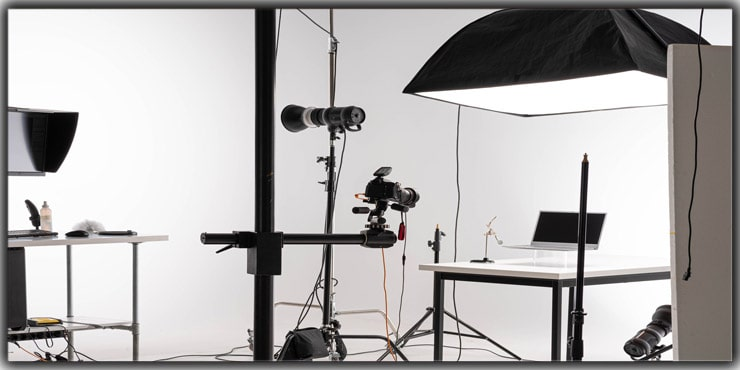 Tips 1. Set Preparation for Jewelry Photography