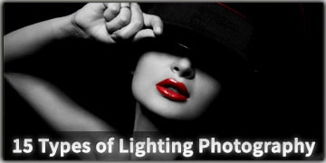 15 Types of Lighting Photography