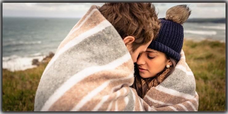 Snuggle Beneath a Cozy Blanket