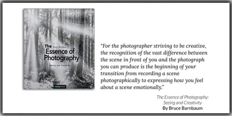 The Essence of Photography Seeing and Creativity