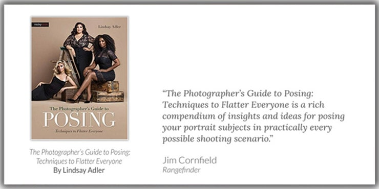 The Photographer's Guide to Posing by Lindsay Adler